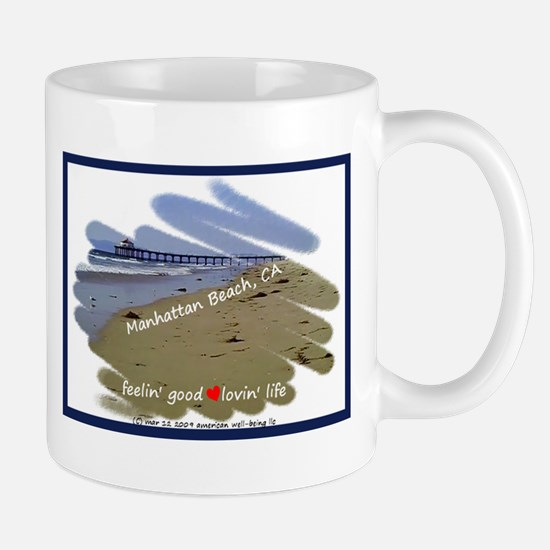Cute California beach Mug