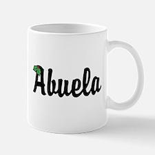 Abuela Holiday Holly Mug