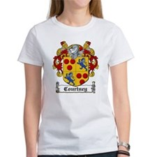 Courtney Coat of Arms Tee