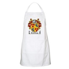 Courtney Coat of Arms BBQ Apron
