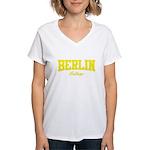 Berlin College Women's V-Neck T-Shirt
