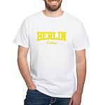 Berlin College White T-Shirt