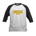Berlin College Kids Baseball Jersey