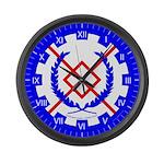 Innilgard Device Large Wall Clock