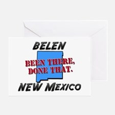 belen new mexico - been there, done that Greeting