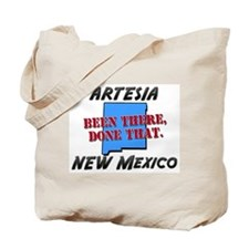 artesia new mexico - been there, done that Tote Ba