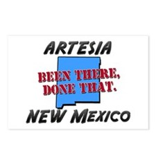 artesia new mexico - been there, done that Postcar