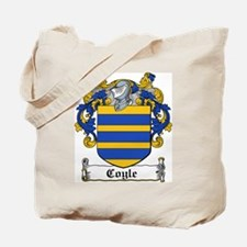 Coyle Coat of Arms Tote Bag