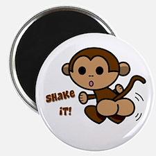 Monkey Shake Magnet