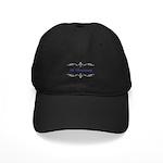 5th Wedding Anniversary Black Cap