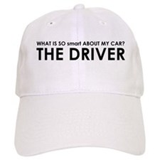 Unique Mercedes smart car Baseball Cap