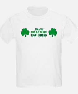 Singapore lucky charms T-Shirt