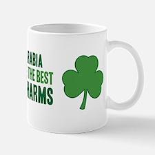 Saudi Arabia lucky charms Mug