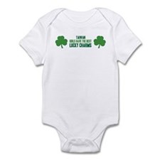 Taiwan lucky charms Infant Bodysuit