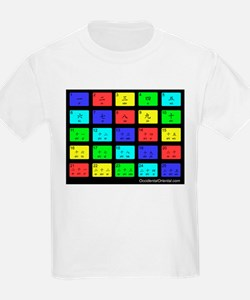 Learn Chinese Numbers Kids T-Shirt