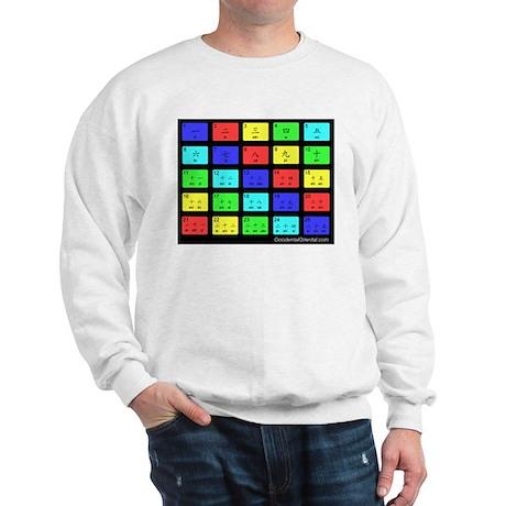Learn Chinese Numbers Sweatshirt