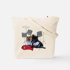 Rockin' Cairn Terrier Tote Bag