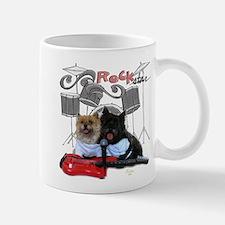 Rockin' Cairn Terrier Small Small Mug