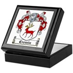 Cremin Coat of Arms Keepsake Box