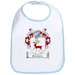Cremin Coat of Arms Bib