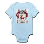 Cremin Coat of Arms Infant Creeper