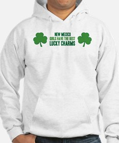 New Mexico lucky charms Hoodie