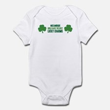Mozambique lucky charms Infant Bodysuit
