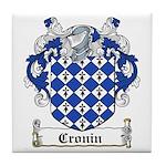 Cronin Coat of Arms Tile Coaster