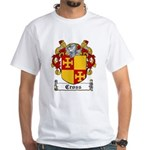 Cross Coat of Arms White T-Shirt