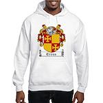 Cross Coat of Arms Hooded Sweatshirt