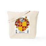 Cross Coat of Arms Tote Bag