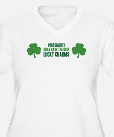 Portsmouth lucky charms T-Shirt