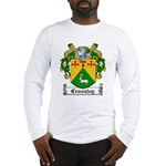 Crossley Coat of Arms Long Sleeve T-Shirt