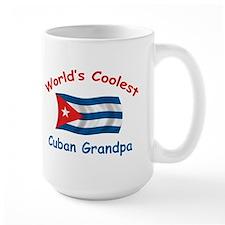Coolest Cuban Grandpa Mug