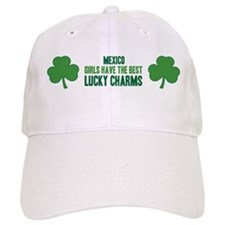 Mexico lucky charms Baseball Cap