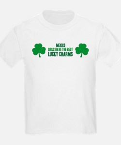 Mexico lucky charms T-Shirt