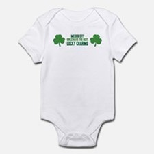 Mexico City lucky charms Infant Bodysuit