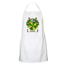 Crotty Coat of Arms BBQ Apron