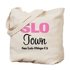Stylish San Luis Obispo Tote Bag
