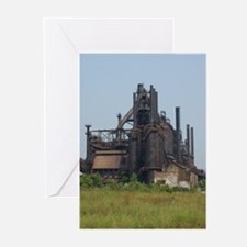 Blast Furnace Greeting Cards (Pk of 10)