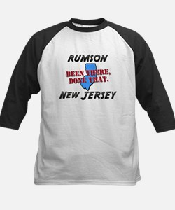 rumson new jersey - been there, done that Tee