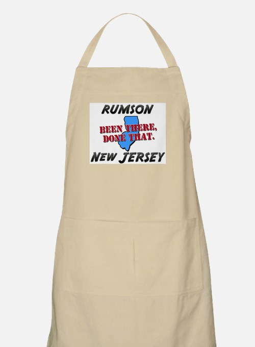 rumson new jersey - been there, done that BBQ Apro