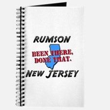 rumson new jersey - been there, done that Journal