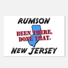rumson new jersey - been there, done that Postcard