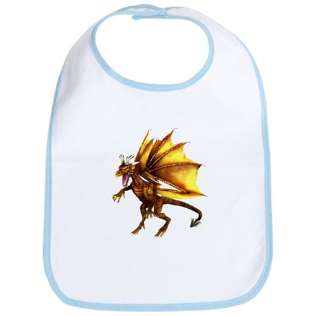 Yellow Dragon Bib