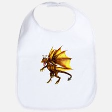 Yellow Dragon Bib