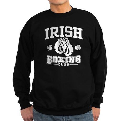 Irish Boxing Sweatshirt (dark)