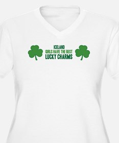 Iceland lucky charms T-Shirt