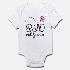 Pretty SLO California Infant Bodysuit