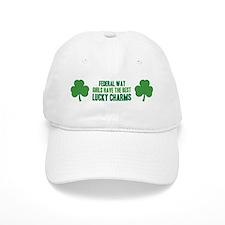 Federal Way lucky charms Baseball Cap